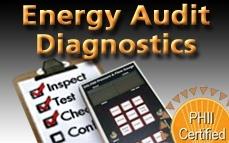 Energy Audit Diagnostics Online Training & Certification